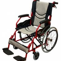 ESCO Semi Lightweight Wheelchair | JH Pharmex 4