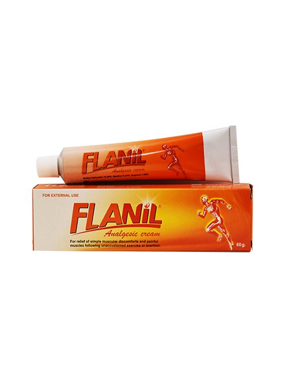 Flanil Analgesic Cream | JH Pharmex