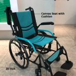 Mer's Lightweight Wheelchair WCG4 Tiffany   JH Pharmex