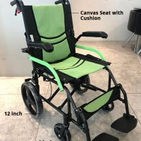 Mer's Lightweight Wheelchair WCG2 Emerald | JH Pharmex