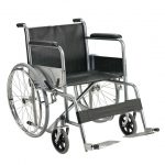 Nur Care Standard Wheelchair (ALK 809) | JH Pharmex