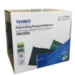 YHMed Alternating Pressure Ripple Mattress QDC-301W | JH Pharmex