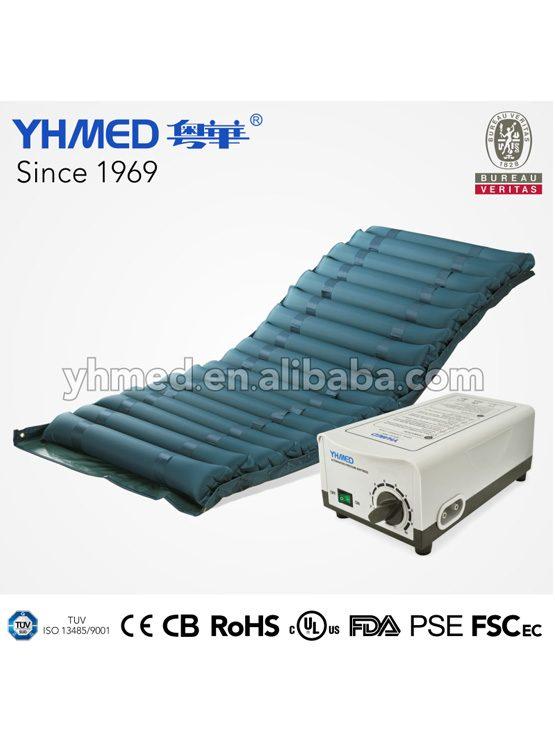 YHMed Alternating Pressure Ripple Mattress QDC-301W | JH Pharmex 1