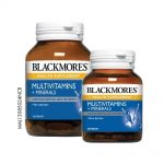 Blackmores Multivitamins + Minerals 120s + 30s Tablets | JH Pharmex