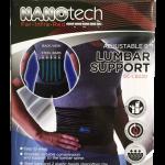 Grace Care Adjustable Lumbar Support   JH Pharmex